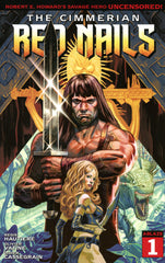 "Cimmerian (2020 mini-series) #1-2 [SET] — Volume 02: Red Nails (All Variant ""B"" Covers)"