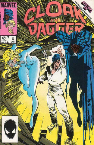 Cloak and Dagger (1985 Series) #4