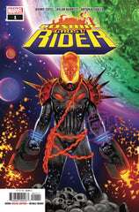 Cosmic Ghost Rider (2018 mini-series) #1-5 + Thanos Annual #1 [SET] — Baby Thanos Must Die (All Regular Covers)