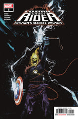 Cosmic Ghost Rider (2019 mini-series) #1-6 [SET] — Volume 02: Cosmic Ghost Rider Destroys Marvel History (All Regular Covers)