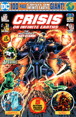 Crisis on Infinite Earths (2019 mini-series) #1-2 + Legends of the DCU [SET] — Volume 02: The Untold Tales of the Crisis