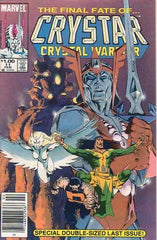 Saga of Crystar (1983 Series)