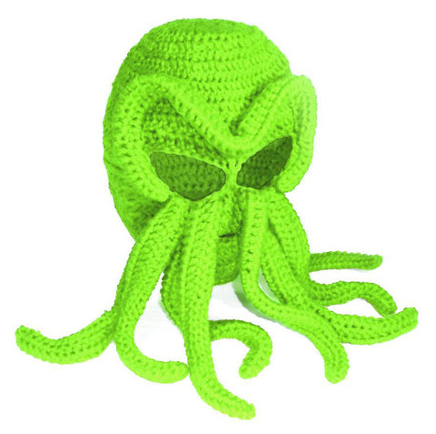 Cthulhu – Adult Knitted Ski Mask