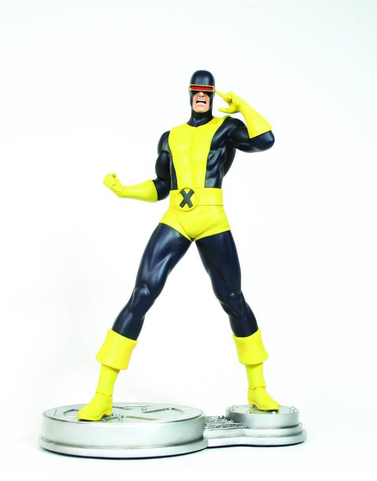 X-Men – Cyclops – Full-Size Statue (Variant Retro Version)