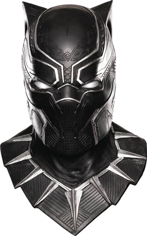 Captain America 3: Civil War (Film) – The Black Panther – Adult Cowl Vinyl Mask