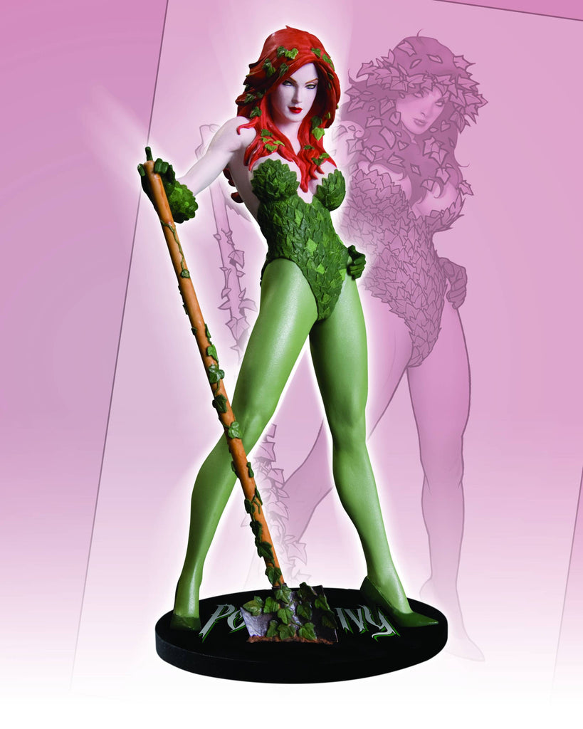 Cover Girls of the DC Universe – Poison Ivy Full-Size Statue