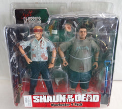 "Cult Classics – Special – Shaun of the Dead (Film) – Winchester 2-Pack 7"" Figure Set"