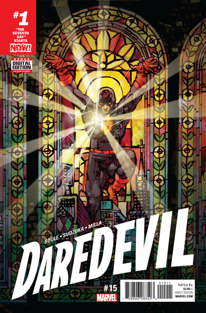 Daredevil (2015 series) #15-16 [SET] — Back in Black Volume 04 (A): The Seventh Day