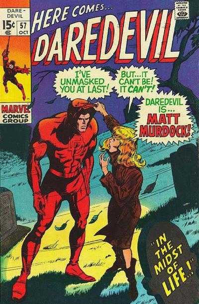 Daredevil (1964 Series) #57