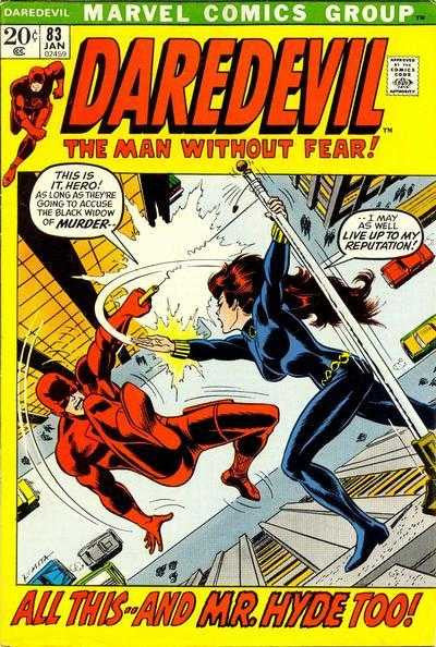 Daredevil (1964 Series) #83
