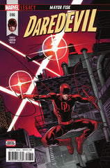 Daredevil (2015 series) #595-600 [SET] — Back in Black Volume 06 (B): Mayor Fisk