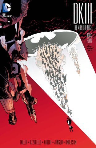 Batman; The Dark Knight III - The Master Race (2015 mini-series) #4 (of 9) (Regular Cover - Andy Kubert)