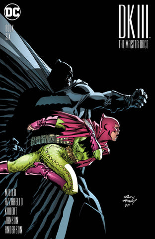 Batman; The Dark Knight III - The Master Race (2015 mini-series) #6 (of 9) (Regular Cover - Andy Kubert)