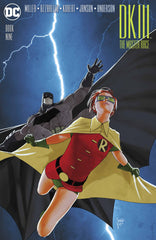 Batman: The Dark Knight (2015 mini-series) #1-9 + Last Crusade [SET] — Volume 03: The Master Race (All Variant Incentive Covers)