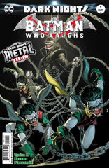 "Dark Nights (2017 mini-series) #01 (A Multi-Title Crossover) [SET] — Metal; The Complete Series (Variant ""C"" Covers)"