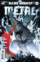 "Dark Nights (2017 mini-series) #01 (A Multi-Title Crossover) [SET] — Metal; The Complete Series (Variant ""B"" Covers)"