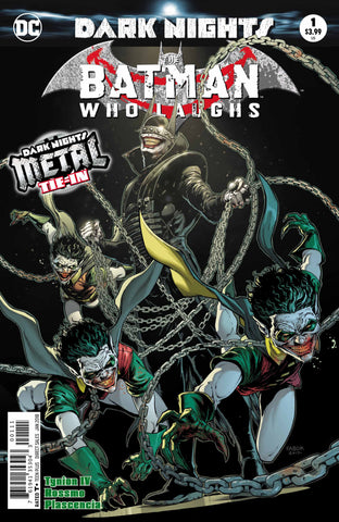 Dark Nights: The Batman Who Laughs (2017 One-Shot) #1