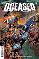 DCeased (2019 mini-series) #1-6 + A Good Day to Die #1 [SET] — Going Viral (All Regular Covers)