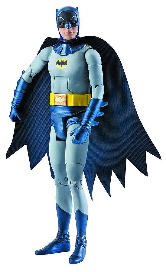 "Batman 1966 TV Series – Batman (Adam West) 6"" Figure"