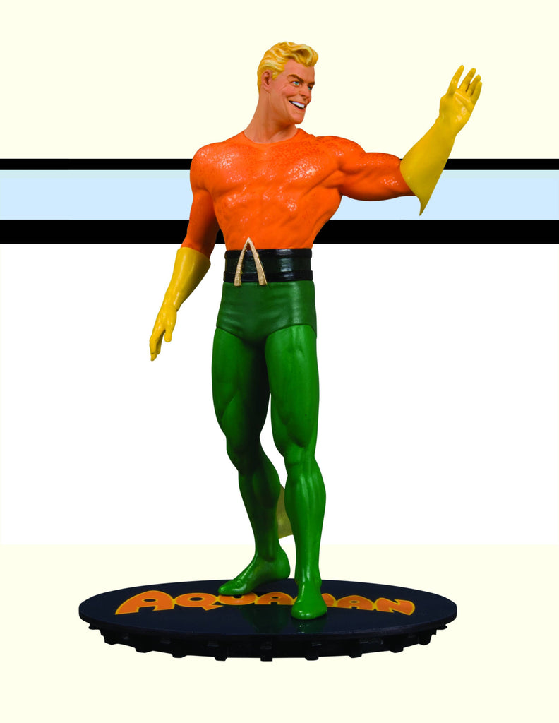 "DC Chronicles – Aquaman ""First Appearance"" Full Size Statue"