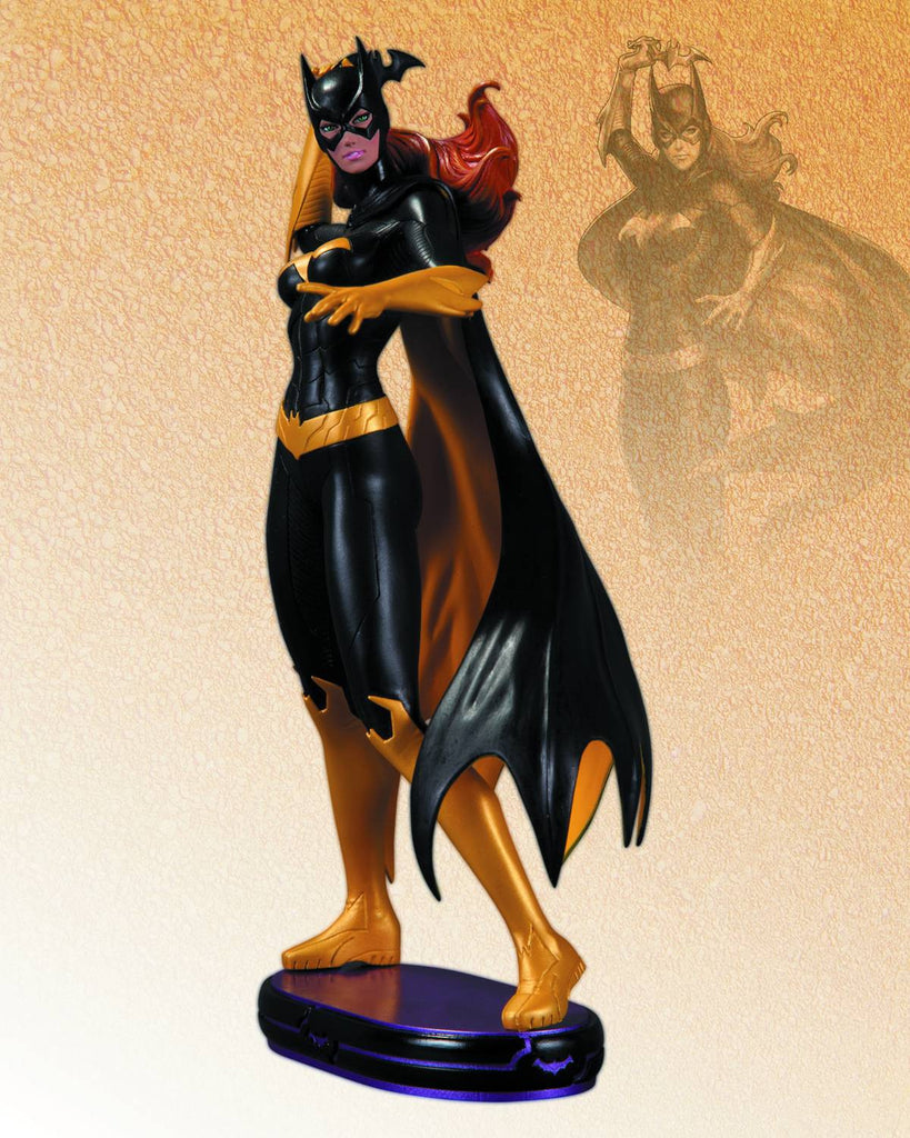 DC Comics Cover Girls – Batgirl Full-Size Statue