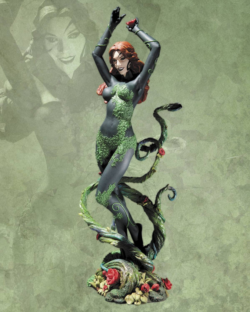 DC Comics Cover Girls – Poison Ivy Full-Size Statue