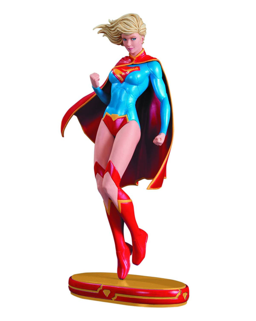 DC Comics Cover Girls – Supergirl Full-Size Statue