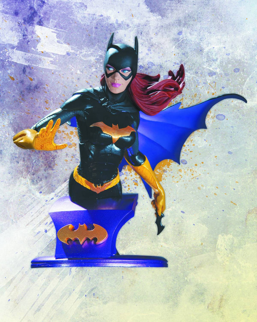 DC Comics: The New 52 Super Heroes – Batgirl (Barbara Gordon) Bust