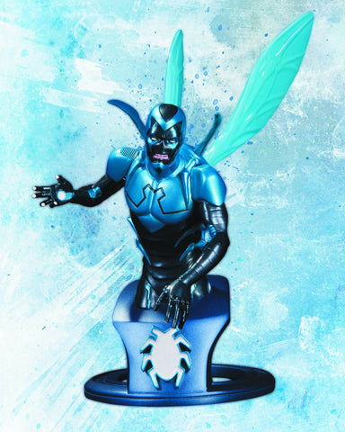 DC Comics: The New 52 Super Heroes – Blue Beetle (Jaime Reyes) Bust