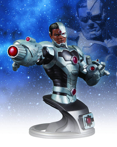 DC Comics: The New 52 Super Heroes – Cyborg Bust