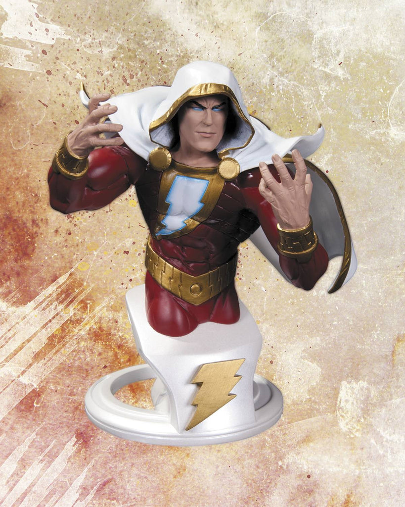 DC Comics: The New 52 Super Heroes – Shazam (Captain Marvel) Bust