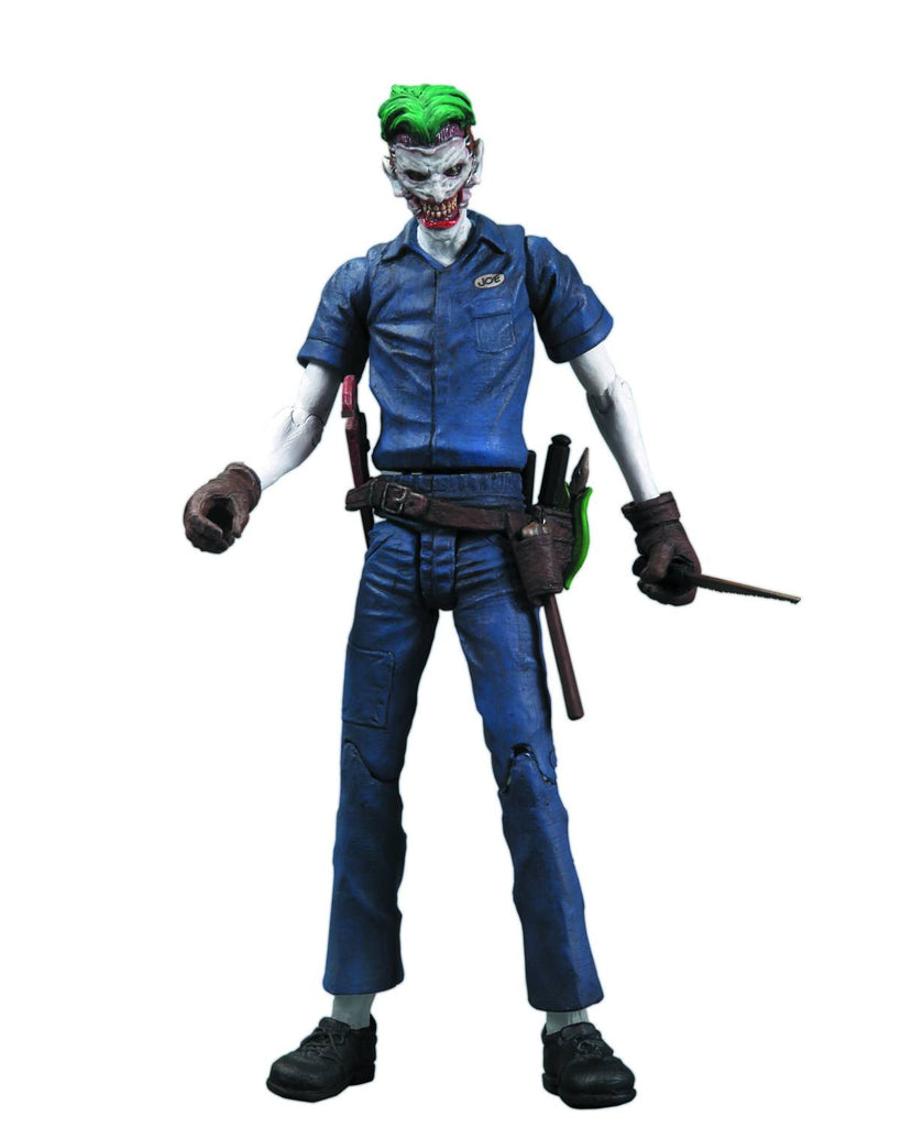 "DC Comics –  Super Villains Series – Joker 6"" Figure"