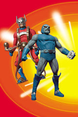 "DC Direct: Deluxe Action Figure Box Set – Orion and Darkseid 6"" Figures"