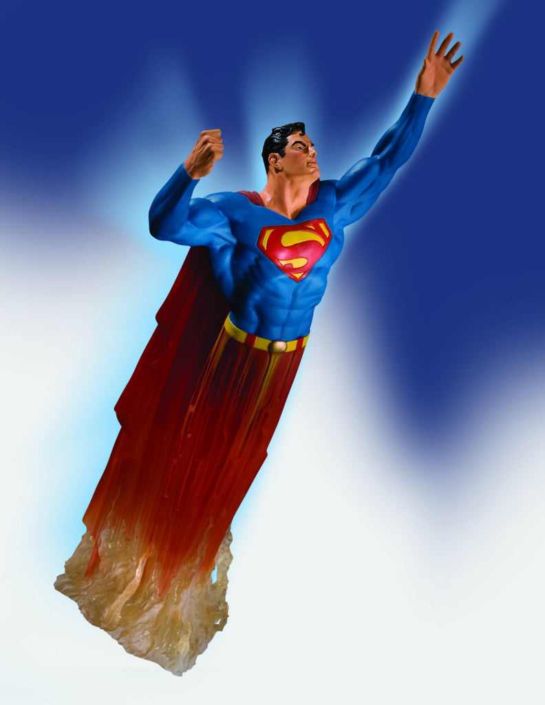 DC Dynamics – Superman in Flight Full-Size Statue