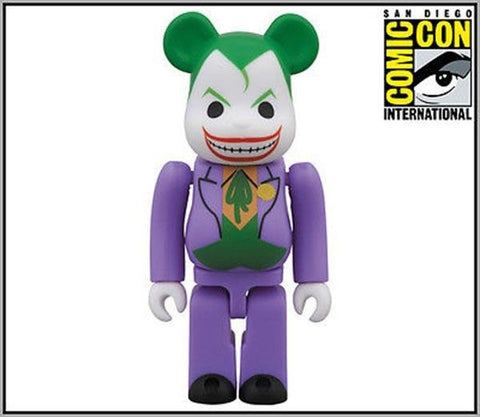 Bearbrick – DC Super Powers – The Joker (SDCC 2014 Previews Exclusive)