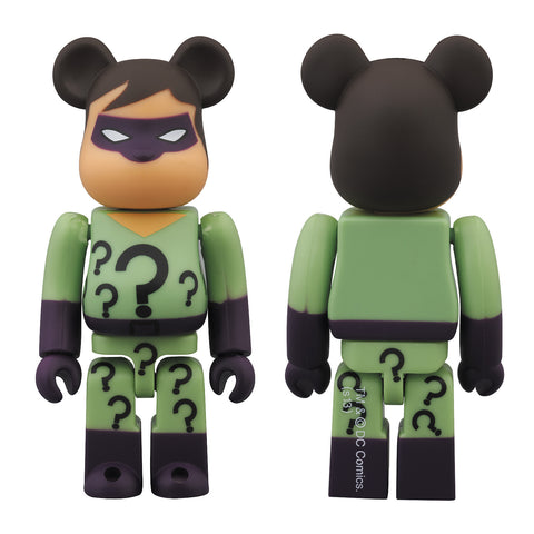 Bearbrick – DC Super Powers The Riddler (SDCC 2013 Exclusive)