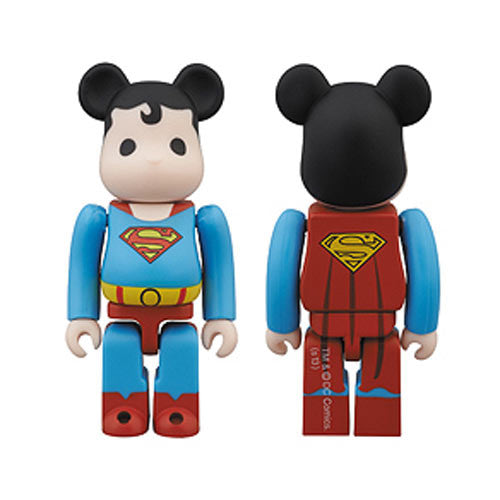 Bearbrick – DC Super Powers Superman (SDCC 2013 Exclusive)
