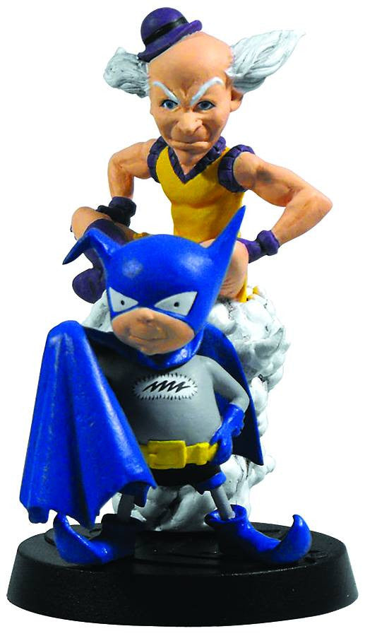 DC Superhero Collection – Special – Mr. Mxyzptlk & Batmite Collectible Lead Figurines