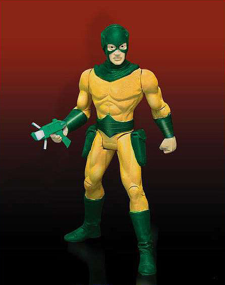 "DC Direct: ""Flash Rogues Gallery"" Series – Mirror Master 6"" Figure"