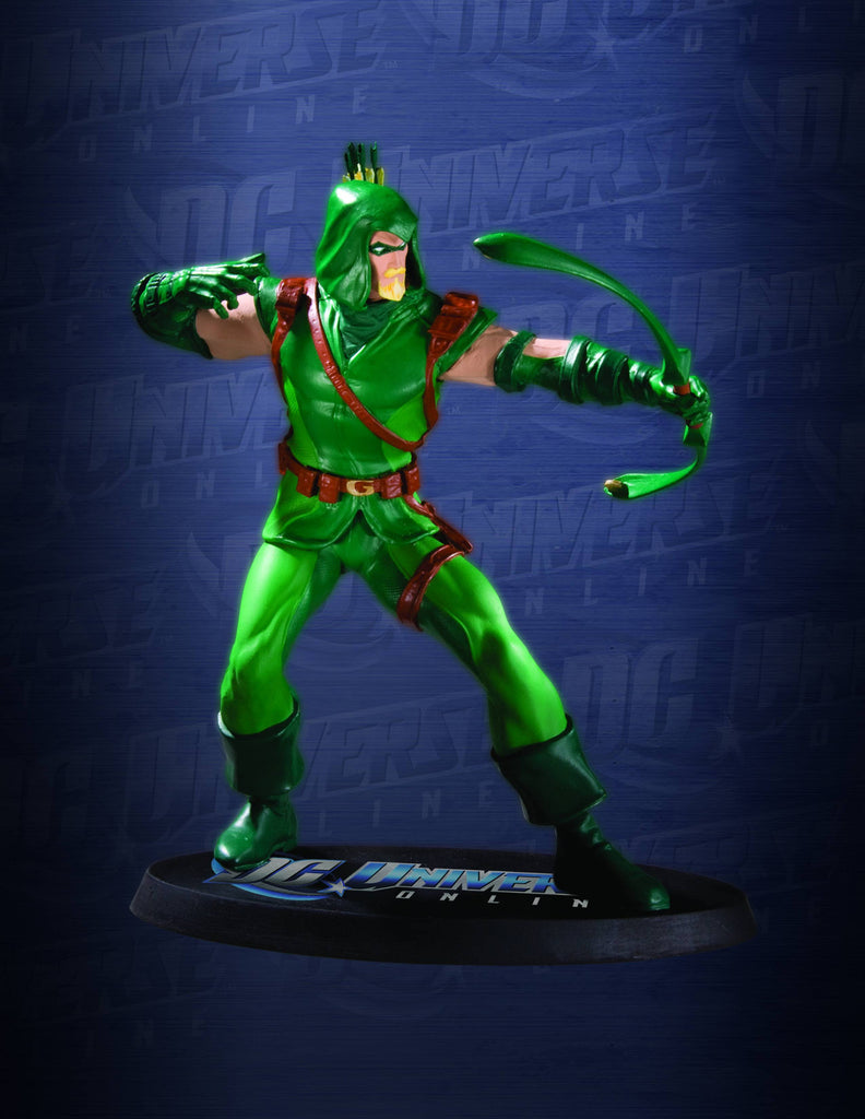 DC Universe Online – Green Arrow Statue