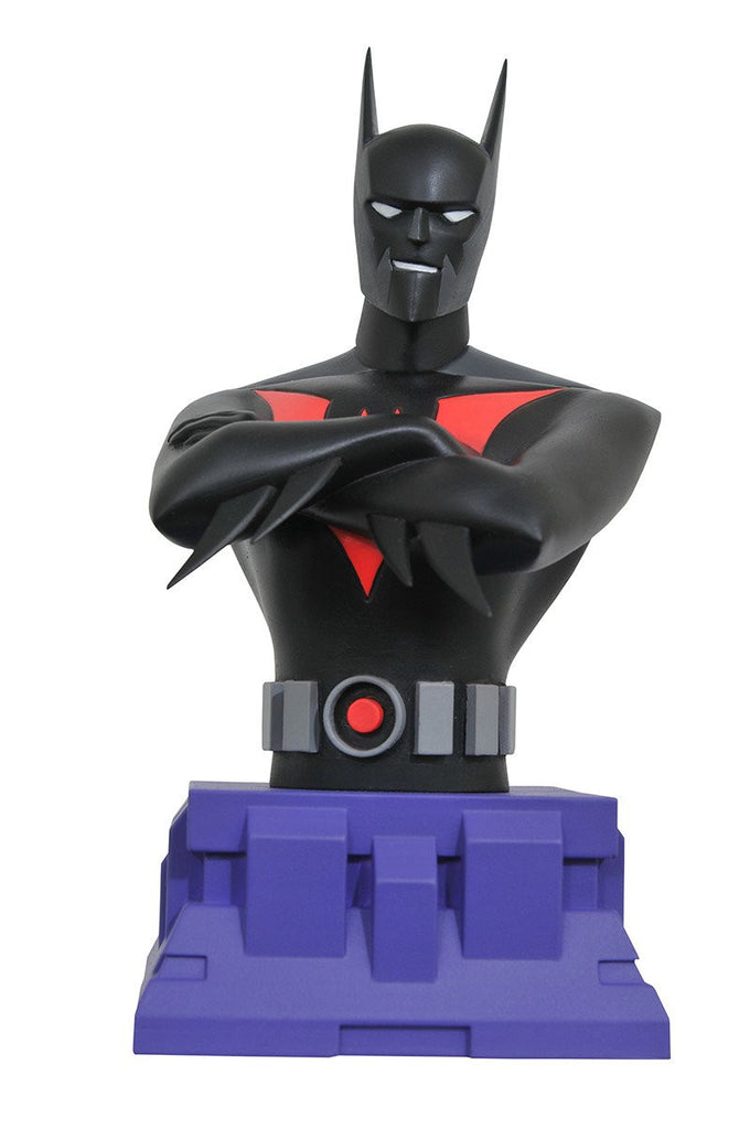 "DC Animated Universe – Batman Beyond – Batman Bust (Regular ""Masked"" Edition) (SDCC 2017 Exclusive)"