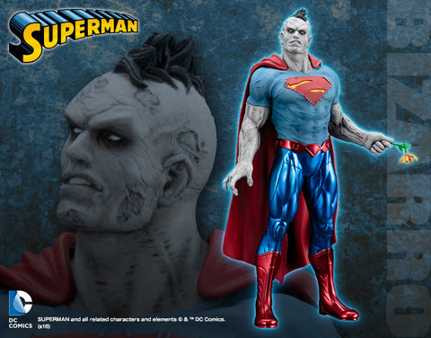 DC Comics: The New 52 – Bizarro – ARTFX+ Statue