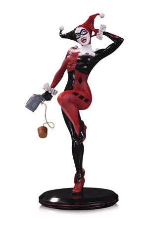 DC Cover Girls – Harley Quinn by Joelle Jones Full-Size Statue (2017 Release)