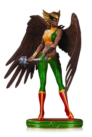 DC Comics Cover Girls – Hawkgirl Full-Size Statue