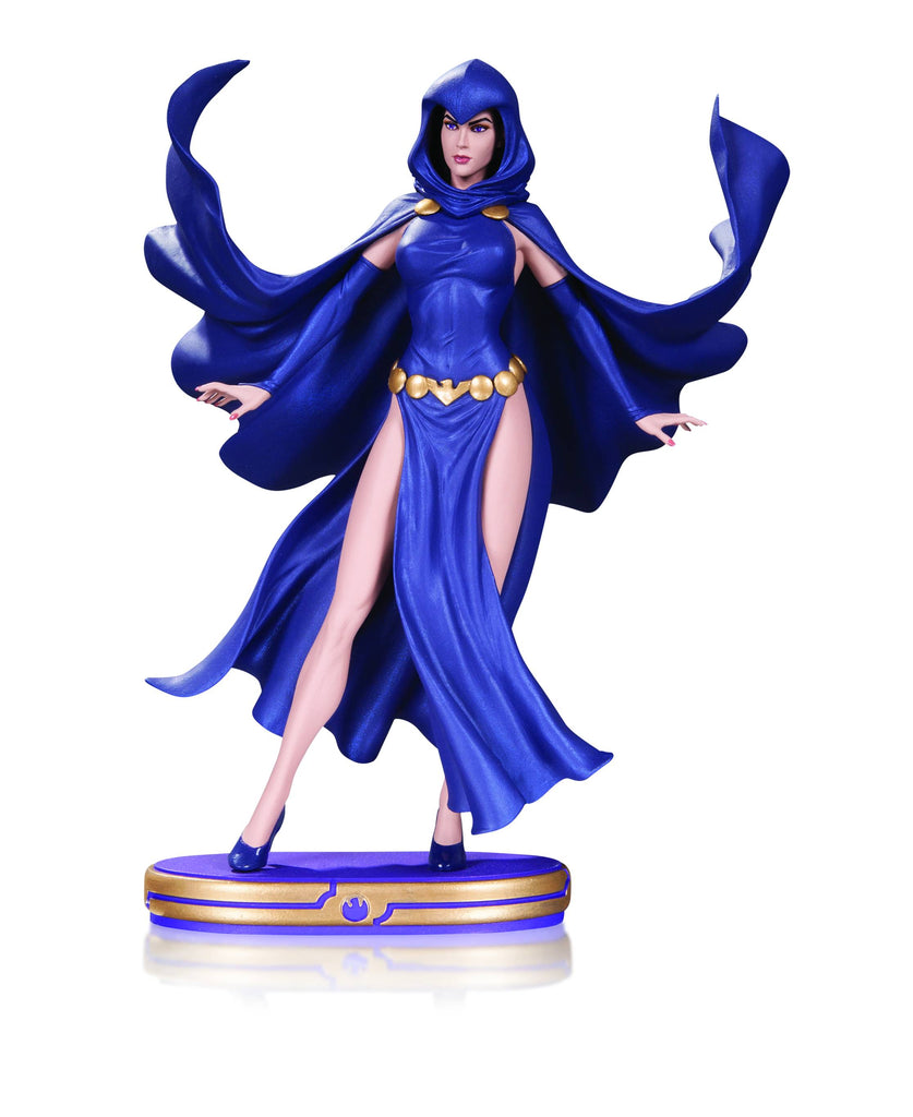 DC Comics Cover Girls – Raven of the Titans Full-Size Statue