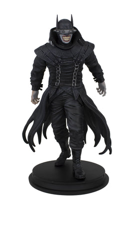 "DC Comics – Dark Nights: Metal – The Batman Who Laughs 8"" Statue (SDCC 2018 Exclusive Edition)"