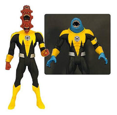 "DC Comics – Green Lantern Classics Wave 1 – Sinestro Corps Low 6"" Combo-Figure* [with Maash Parts]  (Arkillo BaF)"