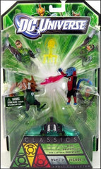 DC Comics – Green Lantern Classics Wave 2 – B'dg, Dex-Starr & Despotellis 3-Pack Figure Set (Stel BaF)