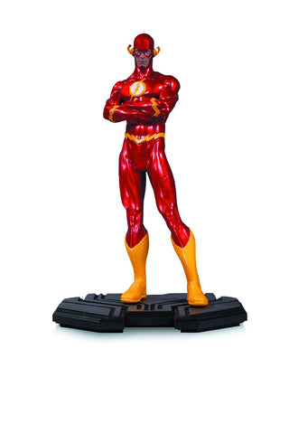 DC Comics Icons – Flash Full Size Statue