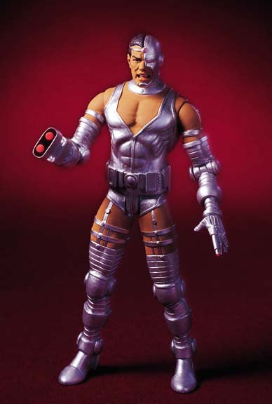 "DC Direct: ""New Teen Titans"" Series 1 – Cyborg 6"" Figure"